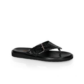 Мъжки чехли от естествена кожа GN-33306
