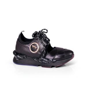 Дамски спортни обувки от естествена кожа ILV-6236