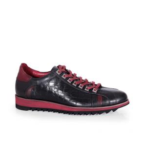Мъжки обувки от естествена кожа GN-640033
