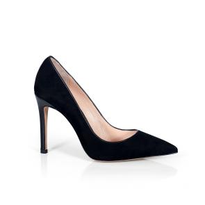 Дамски обувки от естествен велур SY-25074-1