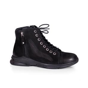 Мъжки обувки от естествен набук MCP-95649
