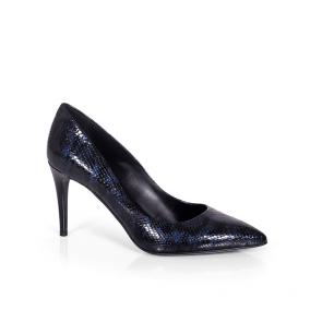 Дамски обувки от естествен лак CP-2607/1