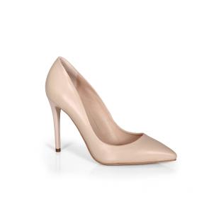 Дамски обувки от естествен кожа CP-2559/2