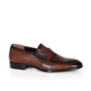 Мъжки обувки от естествена кожа ETR-161136
