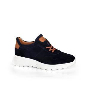 Мъжки обувки от естествен велур SG-5321