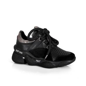 Дамски спортни обувки от естествена кожа ILV-3118