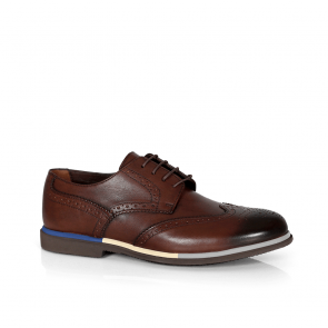 Мъжки обувки от естествена кожа SG-7208