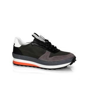 Мъжки обувки от естествен велур SG-3947
