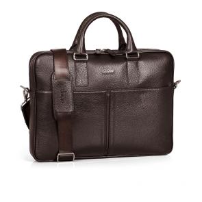 Мъжка чанта от естествена кожа GRD-1886