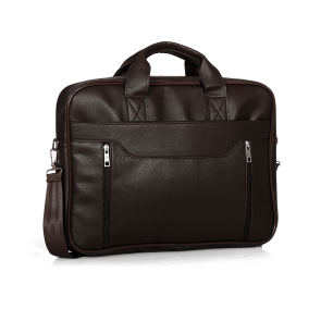 Мъжка чанта от естествена кожа GRD-432