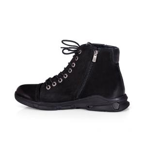 Мъжки обувки от естествен набук MCP-95649 - 2