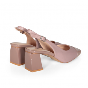 Дамски сандали от естествена кожа ILV-4521 - 2