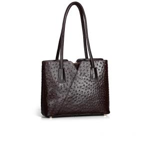 Дамска чанта от естествена кожа GRD-578/1 - 2
