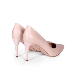 Дамски обувки от естествена кожа CP-2607 - 2