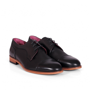 Мъжки обувки от естествена кожа TGR-123-01 - 2