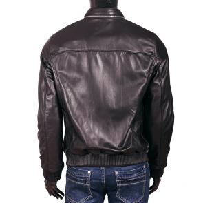 Мъжко яке от естествена кожа ENV-3412 - 2