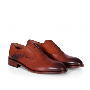 Мъжки обувки от естествена кожа BRC-122105 - 2