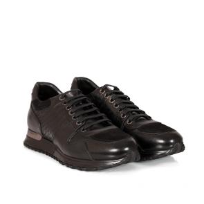 Мъжки обувки от естествена кожа BRC-215101 - 2