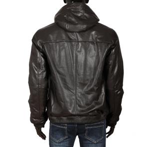 Мъжко яке от естествена кожа ENV-3067 - 2