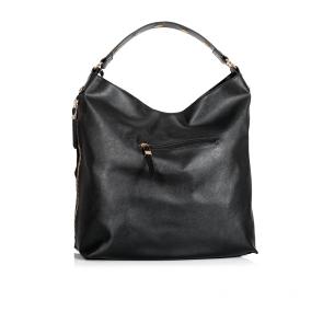 Дамска чанта от еко велур GRD-420 - 2