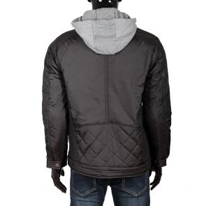 Мъжко яке от текстил DN-3315 - 2