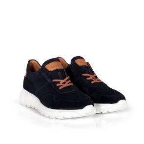 Мъжки обувки от естествен велур SG-5321 - 2