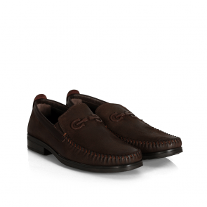 Мъжки обувки от естествена кожа ETR-16106 - 2