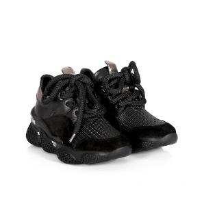 Дамски спортни обувки от естествена кожа ILV-3118 - 2