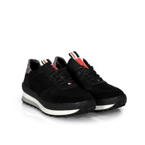 Мъжки обувки от естествен велур SG-3947 - 2