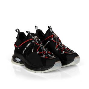 Дамски спортни обувки от естествена кожа ILV-654-20 - 2