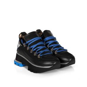 Дамски спортни обувки от естествена кожа ILV-2180 - 2
