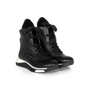 Дамски спортни обувки от естествена кожа NFR-001-443/1 - 2