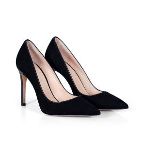 Дамски обувки от естествен велур SY-25074-1 - 2