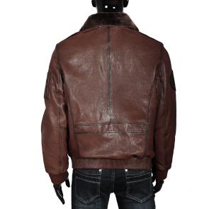 Мъжко яке от естествена кожа ENV-3422 - 2