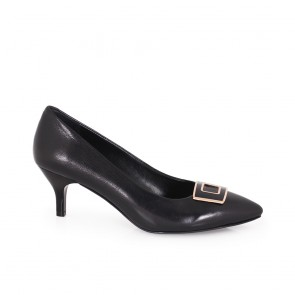 Дамски обувки от естествена кожа BY-1506/1