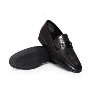 Мъжки обувки от естествена кожа ETR-15599 - 2