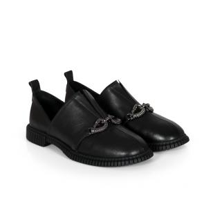 Дамски обувки от естествена кожа ILV-21501 - 2