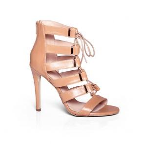 Дамски сандали от естествена кожа CP-3749