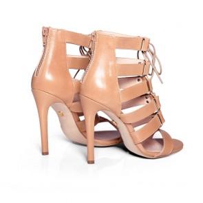 Дамски сандали от естествена кожа CP-3749 - 2