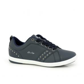 Дамски спортни обувки от еко кожа