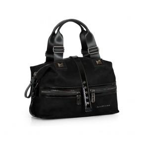 Дамска чанта от еко велур GRD-462