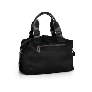 Дамска чанта от еко велур GRD-462 - 2