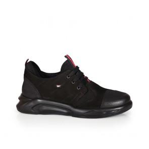 Мъжки обувки от естествен набук MCP-95540