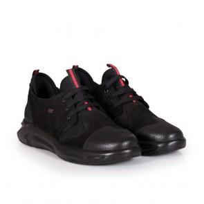 Мъжки обувки от естествен набук MCP-95540 - 2