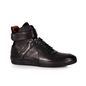 Мъжки обувки от естествена кожа ADM-81310