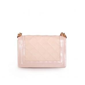 Дамска чанта от еко кожа и лак YZ-450209/1 - 2