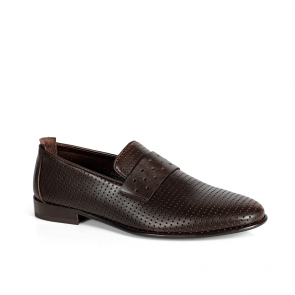 Мъжки обувки от естествена кожа BRC-39111
