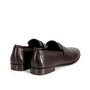 Мъжки обувки от естествена кожа BRC-39111 - 2