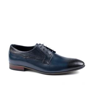 Мъжки обувки от естествена кожа BRC-407