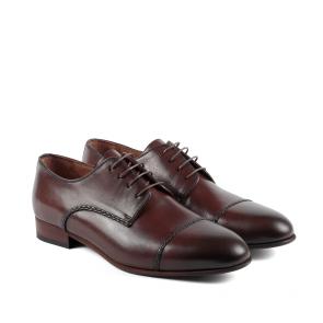 Мъжки обувки от естествена кожа BRC-88101 - 2